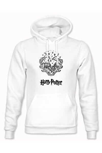 Harry Potter Tasarım Hoodie Kapüşonlu