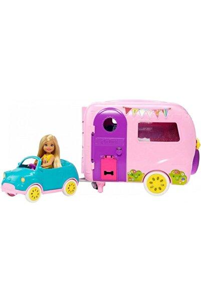 Matel Barbie Chelsea Karavan