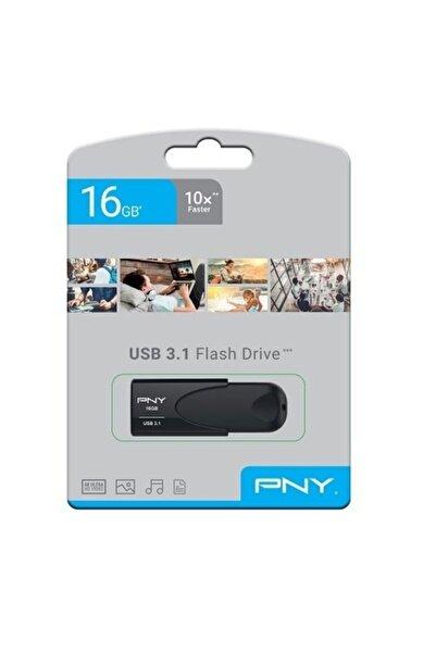 PNY 16 Gb Usb 3.1 Attache 4 Usb Flash Bellek