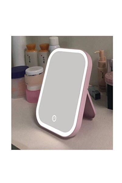 Sezy Dokunmatik Led Işıklı Makyaj Aynası