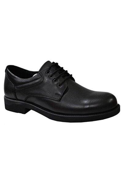 KALE 0389 Hakiki Deri Kışlık Günlük Erkek Ayakkabı