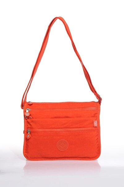 SMART BAGS Smb1128-0026 Orange Kadın Çapraz Çanta