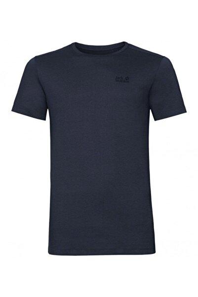 Jack Wolfskin Rebel Tee Erkek T-shirt - 1806851-1010