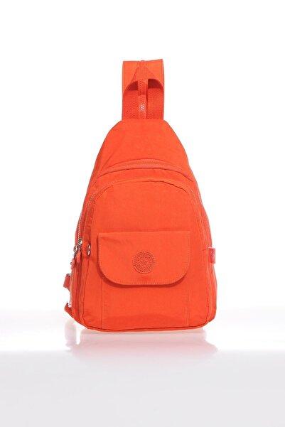 SMART BAGS Smb1237-0026 Orange Kadın Sırt Çantası