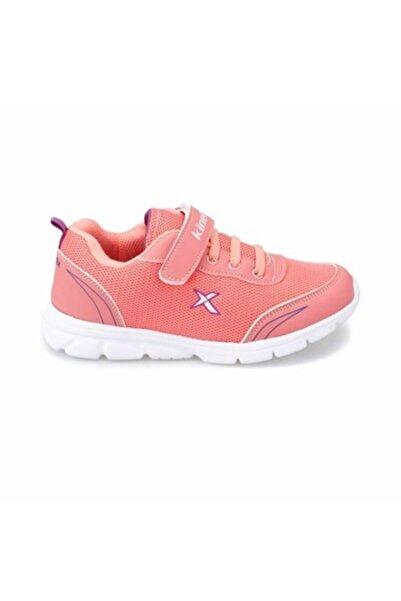 Kinetix Yanni Mercan Mor Kız Çocuk Koşu Ayakkabısı