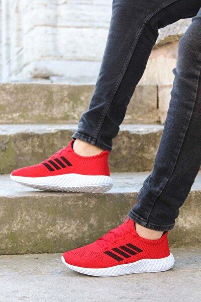 FAST STEP Kırmızı Erkek Sneaker Ayakkabı 930mafs4