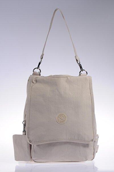 SMART BAGS Smb1119-0003 Bej Kadın Sırt Çantası