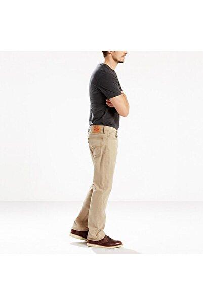 Levi's Levı's® 514™ Straight Fit Gabardin Pantolon 00514-0748-0740