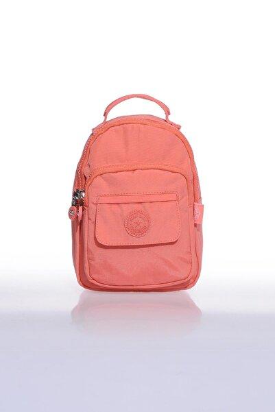 SMART BAGS Smb3027-0073 Somon Kadın Minik Sırt Çantası