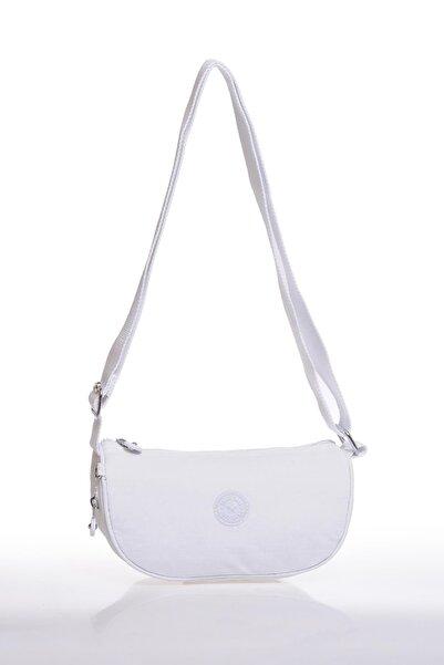 SMART BAGS Smb3026-0002 Beyaz Kadın Çapraz Çanta