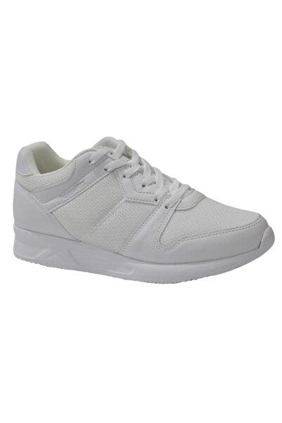 Kinetix Sagel W Beyaz Anatomik (36-40) Bayan Spor Ayakkabı