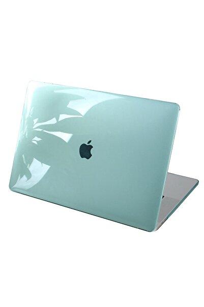 Mcstorey Macbook Air Kristal Hardcase Touchıd A1932 A2179 A2337 13inc Uyumlu  Parmak Izi Bırakmaz Kılıf 797