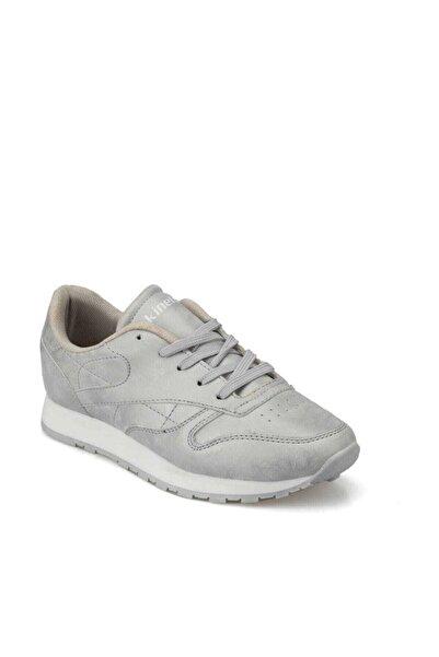 Kinetix Gri Kadın Ayakkabı 000000000100419506