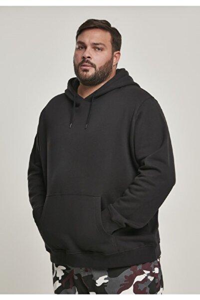 Jessyamor Garip Tekstil Battal Kalın Sweatshirt Siyah