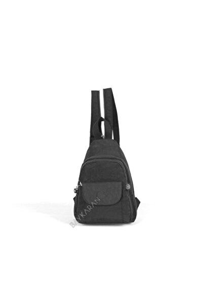 SMART BAGS Smb1237-0001 Kadın Siyah Sırt Çantası