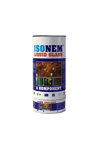 Isonem Liquid Likit Glass 2 Kg Şeffaf