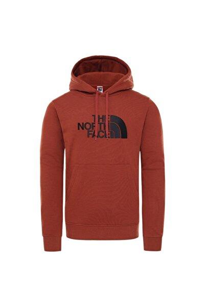 THE NORTH FACE Drew Peak Pullover Hoodie Erkek Sweatshirt Kırmızı
