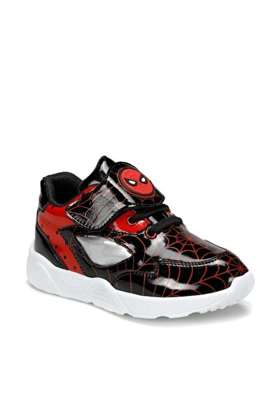 SPIDERMAN 92.FELIX.P Siyah Erkek Çocuk Spor Ayakkabı 100424108