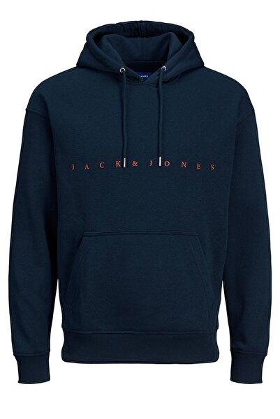 Jack & Jones Mavi Erkek Sweatshirt - 12189235 - Copenhagen Sweat