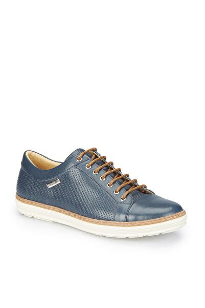 lumberjack Hakiki Deri Erkek Sneaker - 100241767 7p Zegnum - 100241767