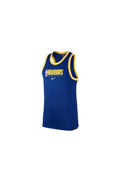 Nike Unisex Mavi Basketbol Golden State Warriors Dna Forma