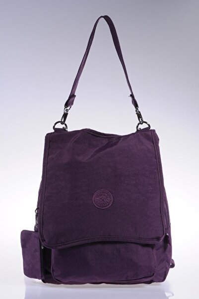 SMART BAGS Smb1119-0027 Mor Kadın Sırt Çantası