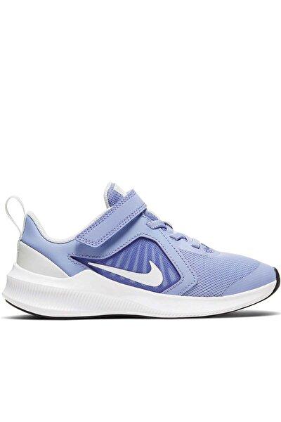 Nike Unisex Çocuk Lila Downshıfter 10 Psv Yürüyüş Koşu Ayakkabı Cj2067-500-lila