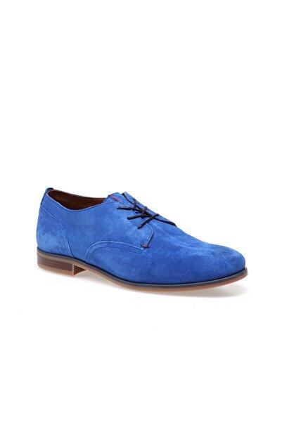 Tommy Hilfiger Lacivert Erkek Oxford/ayakkabı Fm56818411 Tommy Hılfıger Robert 1b 479 Monaco Blue