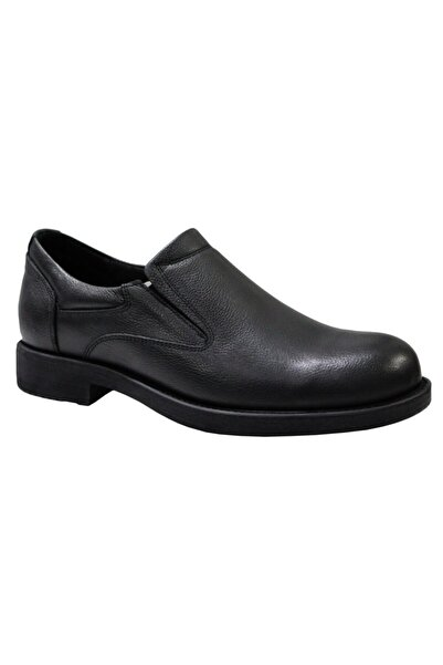 KALE 0367 Hakiki Deri Kışlık Günlük Erkek Ayakkabı