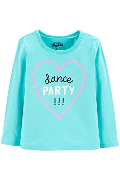 OshKosh Küçük Kız Çocuk T-shirt - Pw