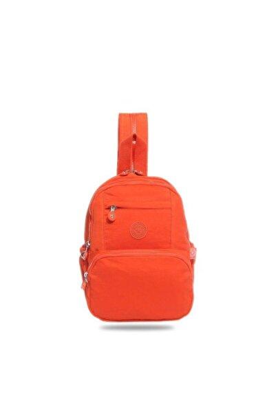 SMART BAGS 1083 Küçük Boy Bayan Sırt Çantası 26 Orange