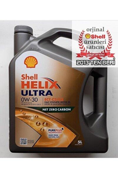 SHELL Helix Ultra Ect C2/c3 0w30 5 L-vw 504 00/507 00-mb 229.52