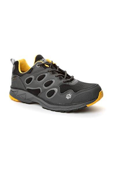 Jack Wolfskin Sarı Erkek Spor Ayakkabı 4022081-3802 Jack Wolfskın Venture Fly Texapore Low M Burly Y