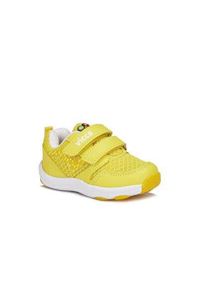 Vicco Dna Unisex Bebe Sarı Spor Ayakkabı