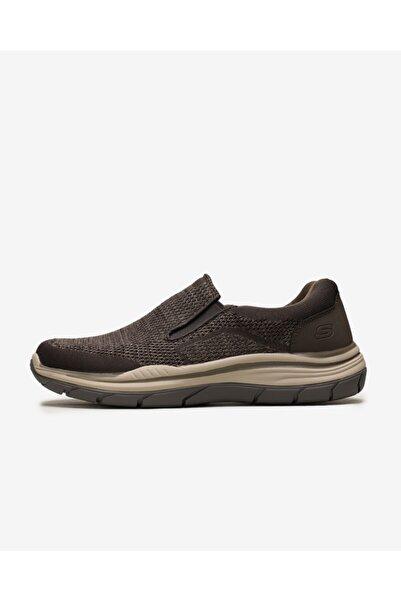 SKECHERS Expected 2.0 - Arago 204000 Olbr Erkek Yeşil Günlük Ayakkabı
