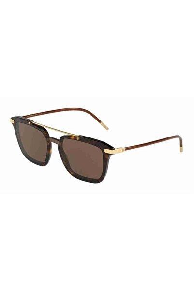 Dolce & Gabbana 4327 502/73 20 Ekartman Unisex Güneş Gözlüğü