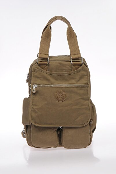 SMART BAGS Smb1174-0007 A.kahverengi Kadın Sırt Çantası