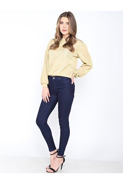 Twister Jeans Kadın Slim Fit Yüksek Bel Pantolon Mindy 9005-41 41
