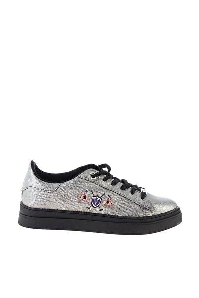 Bambi Kurşun Velar Kadın Sneaker K0590063409