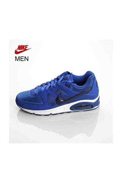Nike Beyaz Erkek Spor Ayakkabı 629993-448 Nıke Aır Max Command Game Royal/mıdnıght Navy-whıte