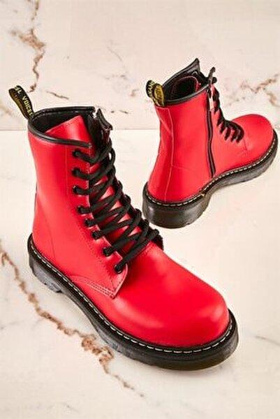 Kırmızı Kadın Bot K0512111009