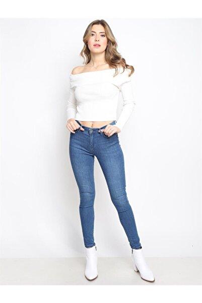 Twister Jeans Kadın Yüksek Bel Pantolon Mındy 9005-62 62