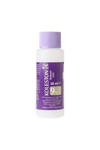 Koleston Sıvı Peroksit %9 Krem Boya Için Oksidan 50ml