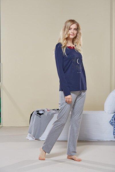 PJS Süprem Bayan Pijama Takımı 20407