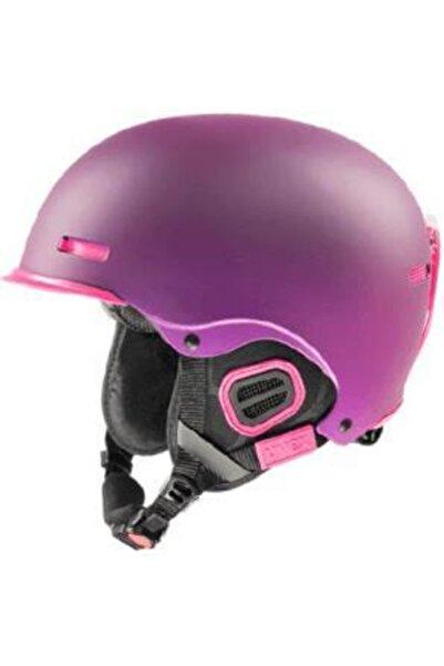 Uvex Helmet 5 Pro Mat Pembe Kayak Kaskı 59-62 Cm