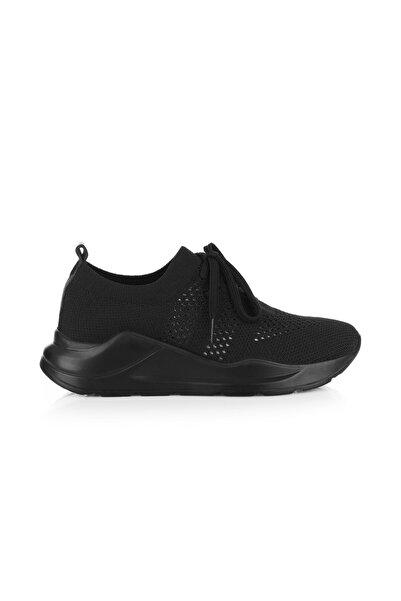 Oblavion Life Siyah Triko Sneaker