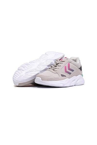 HUMMEL Kadın York Gri Spor Ayakkabı 205640-2003