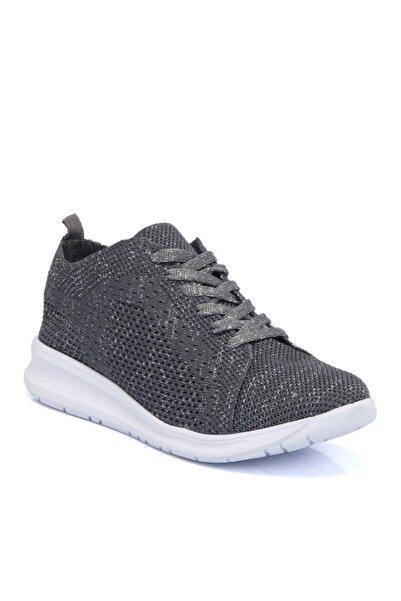 Tergan Lame Tekstil Kadın Ayakkabı 64522ı5k