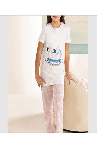 ORBİS Kız Çocuk Pijama Takımı 6230