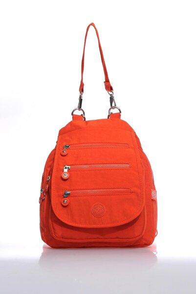 SMART BAGS Smb1169-0026 Orange Kadın Sırt Ve Omuz Çantası